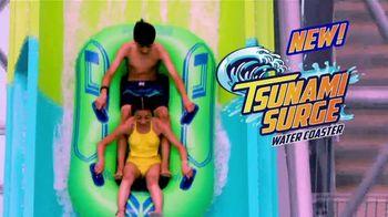 Six Flags Hurricane Harbor TV Spot, 'Don't Let Summer Slip Away' - Thumbnail 4