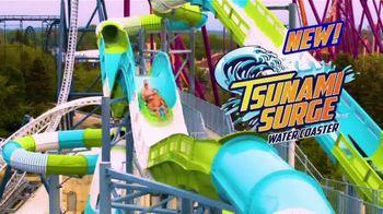 Six Flags Hurricane Harbor TV Spot, 'Don't Let Summer Slip Away' - Thumbnail 5
