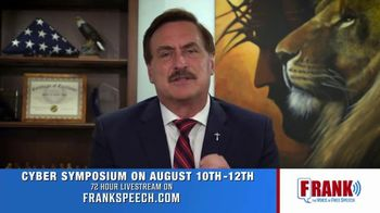 My Pillow Flash Sale TV Spot, 'Frank Speech: Exclusive Offers' - 84 commercial airings