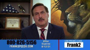 My Pillow Flash Sale TV Spot, 'Frank Speech: Exclusive Offers' - Thumbnail 7