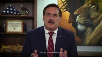 My Pillow Flash Sale TV Spot, 'Frank Speech: Exclusive Offers' - Thumbnail 1