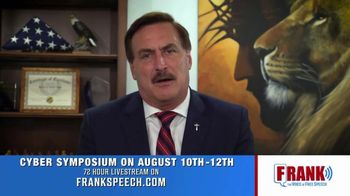 My Pillow Flash Sale TV Spot, 'Frank Speech: Exclusive Offers' - Thumbnail 5