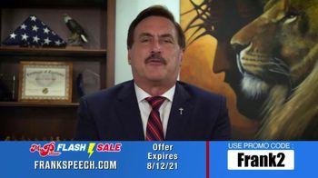 My Pillow Flash Sale TV Spot, 'Frank Speech: Exclusive Offers' - Thumbnail 6
