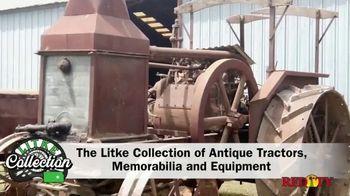 Aumann Vintage Power TV Spot, 'Litke Collection of Antique Tractors' - Thumbnail 3