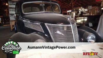 Aumann Vintage Power TV Spot, 'Litke Collection of Antique Tractors' - Thumbnail 8