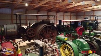 Aumann Vintage Power TV Spot, 'Online Auction: Mehling Early Tractor Collection'