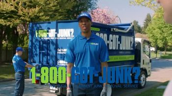 1-800-GOT-JUNK TV Spot, 'Ready When You Are' - Thumbnail 9