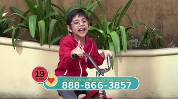 Shriners Hospitals for Children TV Spot, 'Viva Shriners' con Roselyn Sanchez, Félix Fernández [Spanish] - Thumbnail 9