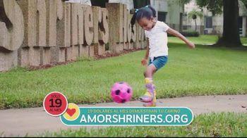 Shriners Hospitals for Children TV Spot, 'Viva Shriners' con Roselyn Sanchez, Félix Fernández [Spanish] - Thumbnail 8