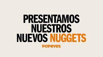 Popeyes Chicken Nuggets TV Spot, 'Nosotros venimos en pieza' [Spanish]