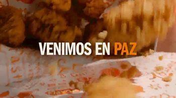 Popeyes Chicken Nuggets TV Spot, 'Nosotros venimos en pieza' [Spanish] - Thumbnail 2