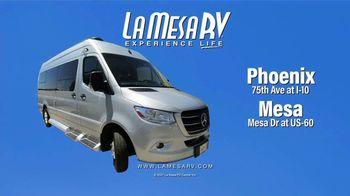 La Mesa RV TV Spot, 'Cool Off: 2020 Pleasure Way Plateau' - Thumbnail 9