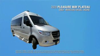 La Mesa RV TV Spot, 'Cool Off: 2020 Pleasure Way Plateau' - Thumbnail 6