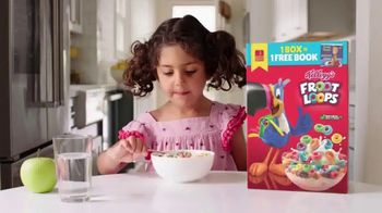 Kellogg's TV Spot, 'Programa Feeding Reading' [Spanish]