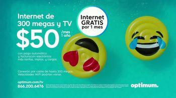 Optimum Venta de Verano TV Spot, 'Un mes de Internet gratis' [Spanish]