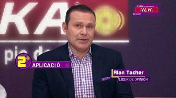 Silka TV Spot, 'Reality vs. pie de atleta: segunda aplicación' con Alan Tacher [Spanish]