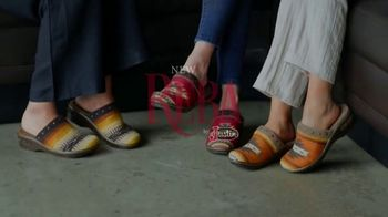 Reba by Justin TV Spot, 'Clogs Inspired by Saddle Blankets' - Thumbnail 1