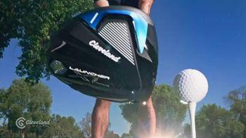 Cleveland Golf Launcher XL Driver TV Spot, 'Go Big' - Thumbnail 6