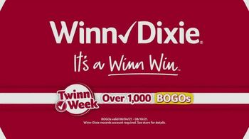 Winn-Dixie Twinn Week TV Spot, 'Pork Chops, Ice Cream and Sweet Goods' - Thumbnail 9