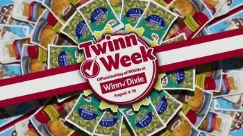 Winn-Dixie Twinn Week TV Spot, 'Pork Chops, Ice Cream and Sweet Goods' - Thumbnail 4