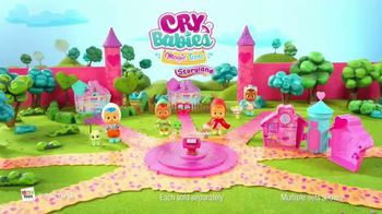 Cry Babies Magic Tears Storyland TV Spot, 'Discover All the Surprises: Fairy Tales Characters' - Thumbnail 9