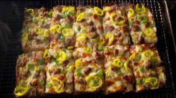Jet's Pizza 43rd Anniversary Special TV Spot, 'Eight-Corner Pizza: $11.99' - Thumbnail 1