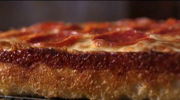 Jet's Pizza 43rd Anniversary Special TV Spot, 'Eight-Corner Pizza: $11.99' - Thumbnail 4