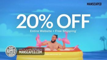 Manscaped TV Spot, '20% Off Sitewide and Free Shipping' - Thumbnail 8
