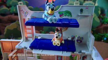 Bluey & Jean Luc's Caravan Adventures Playset TV Spot, 'Set Up'