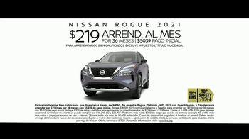 2021 Nissan Rogue TV Spot, 'Llega a tu manera' [Spanish] [T2] - Thumbnail 7