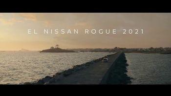 2021 Nissan Rogue TV Spot, 'Llega a tu manera' [Spanish] [T2] - Thumbnail 5