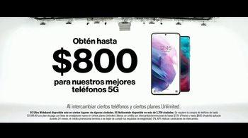 Verizon TV Spot, '$500 para cambiarte' [Spanish] - Thumbnail 7