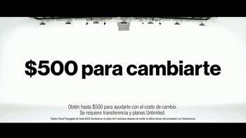 Verizon TV Spot, '$500 para cambiarte' [Spanish] - Thumbnail 9