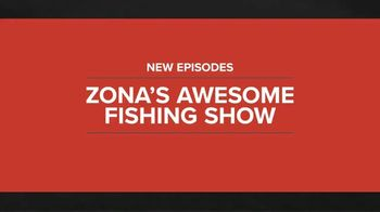 My Outdoor TV TV Spot, 'Zona's Awesome Fishing Show' - Thumbnail 10