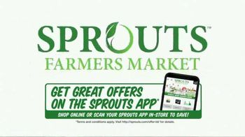 Sprouts Farmers Market TV Spot, 'Everything You Love: 25% Off' - Thumbnail 9