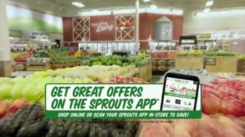 Sprouts Farmers Market TV Spot, 'Everything You Love: 25% Off' - Thumbnail 8