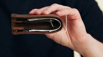 The Ridge Wallet TV Spot, 'Ditch the School Bus-Type Wallets' - Thumbnail 2