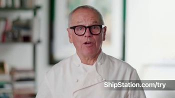 ShipStation TV Spot, 'Secret Ingredient: Try' Featuring Wolfgang Puck