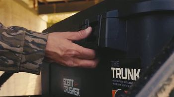 Scent Crusher The Trunk TV Spot, 'Scent Off. Game On.' - Thumbnail 4