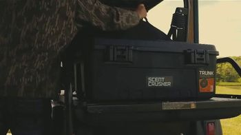 Scent Crusher The Trunk TV Spot, 'Scent Off. Game On.' - Thumbnail 7