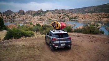 Chevrolet Open Road TV Spot, 'Open' [T2]