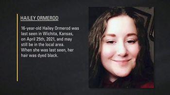 National Center for Missing & Exploited Children TV Spot, 'Hailey Ormerod'