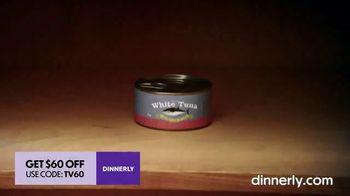 Dinnerly TV Spot, 'Life Mishaps'
