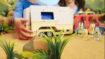 Bluey & Jean Luc's Caravan Adventures Playset TV Spot, 'Disney Channel: Pack Up'