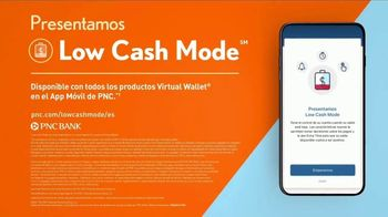 PNC Financial Services TV Spot, 'Presentamos modo de efectivo bajo' [Spanish] - Thumbnail 7