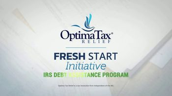Optima Tax Relief TV Spot, 'Don't Wait: Fresh Start Initiative' - Thumbnail 3