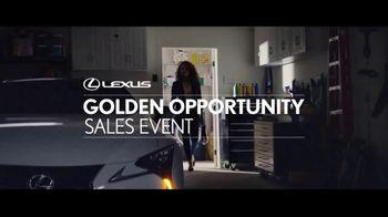 Lexus Golden Opportunity Sales Event TV Spot, 'Performance: Rush Hour' [T2]