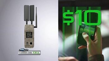 Cuddeback CuddeLink Cell TV Spot, 'Operating Costs'