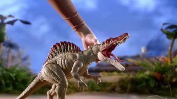Jurassic World Extreme Chompin' Spinosaurus TV Spot, 'Watch Out'