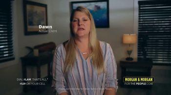 Morgan & Morgan Law Firm TV Spot,